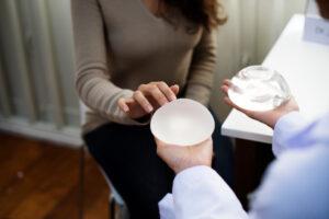 Replacing Breast Implants